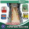 Venta caliente Alimentos Polvo Bolsa de Brown Paper Bag Haga Máquina