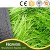 Herbe synthétique de fournisseur chinois respectueux de l'environnement d'herbe verte pour des terrains de football