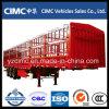 Тавро Cimc Кита верхнее трейлер грузовика 3 Axles
