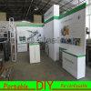 Soporte de visualización modular de aluminio del comercio de la cabina de la exposición de Customzized de los máximos