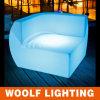 Sofá vivo del sofá LED del LED, sofá iluminado, sofá al aire libre del LED