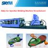 Máquina da modelação por injeção de recipiente Waste