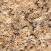 Granito dorato personalizzato naturale per il pavimento