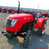 2016 trator de exploração agrícola grande de venda quente de 40HP 4X4 4WD com táxi do calefator