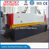QC11y-12X3200 Hydraulic Guillotine Shearing Machine 의 금속 Plate Cutting Machine