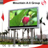1 Outdoor 가득 차있는 Color P7 LED Display Screen Price에 대하여 DIP 3