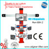 3D resistente Wheel Alignment Machine