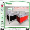 Portable do carrinho da exposição da tabela da exposição da exposição