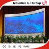 Shenzhen-Fabrik farbenreiche Innenbildschirmanzeige LED-P10