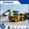0.3m3 Capacity를 가진 XCMG Backhoe Loader Wz30-25