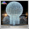 100cm großes Weihnachtslicht der Motiv-Kugel-LED für Dekoration