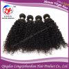 Волосы Remy курчавых волос девственницы цены по прейскуранту завода-изготовителя Unprocessed людские (HSTB-A812)
