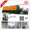 Linha de produção famosa das lajes do Styrofoam de Fangyuan de maquinaria da espuma