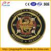 주문 로고 금속 연약한 사기질 기념품 동전 1