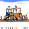 おかしい屋外の中国の幼稚園のCihldrenの運動場装置