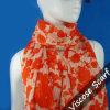 Long arancione Scarf per Lady