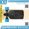 Приспособление скейтборда электрического набора доски конька пластичное