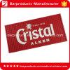 Pvc Bar Spill Mat van de douane met 3D Logo