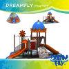 Patio al aire libre de los más nuevos cabritos, sistemas divertidos del patio de los niños