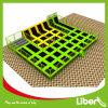 Grande parque de diversões interno luxuoso do Trampoline