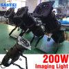 Luz de la proyección de imagen del LED 200W