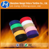 Gancho & fita elásticos de nylon do laço para sapatas e Chothes