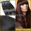 Tangle無しBangs Malaysian Human Full Lace WigsのShedding無しStraight Hair