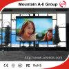 Écran polychrome extérieur d'Afficheur LED d'IMMERSION de la vente P10 d'usine