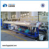 Plástico HDPE Water y Gas Pipe Making Machine