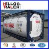 De Container van de Tank van de Fabrikant 20FT ISO van de Aanhangwagen van China