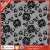 Fabbricato all'ingrosso 2016 del merletto del nero di alta qualità di Tailian
