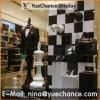 De decoratieve ReuzeSchaakstukken van de Glasvezel