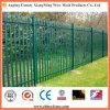 2015 clôtures en acier de palissade de vente bon marché d'usine