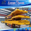 China Schwer-Aufgabe 80tons Muliti Functions Low Bed Semi Trailer