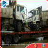 L'Initial-South-Corée 6*4-10tyres-Walking 360HP Gauche-Dumping Used Hyundai Mining Dump Truck (15T)