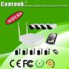 4CH WiFi Wirelss 4MP Installationssatz der IP-Kamera-NVR (WIFIPA9804PWH400)