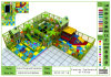 Kaiqi Media-ha graduato Indoor Soft Play Playground Set - Available secondo la misura in Many Colours (KQ20130716-TQBZ96A)