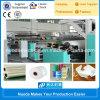 Profil de machine pour la chaîne de production de feuille de PEVA