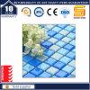 Mezcla azul Gsb1020 del azulejo del vidrio cristalino