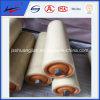 Rolo de nylon do portador através dos tensores do rolo