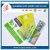 Горячая пластичная карточка ясного материала