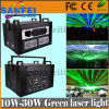 10W-30W Green Stage Lighting Disco Club Decoration Laser Logo Projector (SF-403)