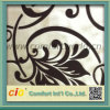 Couverture de tapisserie d'ameublement d'utilisation de meubles faite de tissu de Chenille de polyester