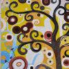 Handschnitt-Mosaik-Abbildung WandBisazza Mosaik