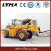 Ltmaの大きい積載量25tのフォークリフトのローダー