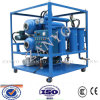 Trasformatore Oil Dehydrator con High Vacuum e High Flow Rate
