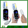 Bluetooth Wireless Handheld Pulse Oximeter MslpoBVの2.8インチLCD