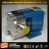 Lq3a Edelstahl-Vorsprung-Pumpen-hygienische Läufer-Pumpen-Nahrungsmittelgrad-Verdränger-Pumpe für Hochviskositätsflüssigkeit
