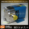 Lq3a 스테인리스 로브 펌프 높은 점성 액체를 위한 위생 회전자 펌프 음식 급료 포지티브 진지변환 펌프
