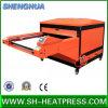 Grande grande macchina transfer della pressa di calore di sublimazione delle stazioni del doppio di formato della Cina